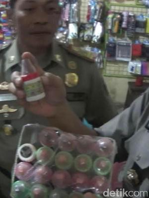 """Razia Permen Dot Diduga """"Narkoba"""" Juga Dilakukan di Kediri"""