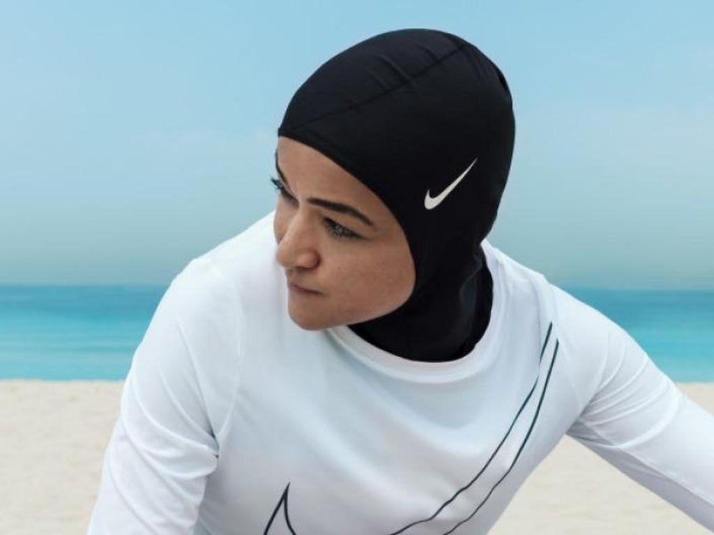Desain Khusus Nike untuk Hijaber
