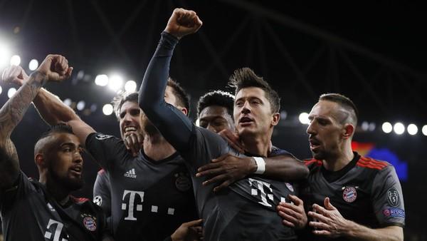 Bayern Favorit Juara Liga Champions, Leicester Paling Tak Diunggulkan