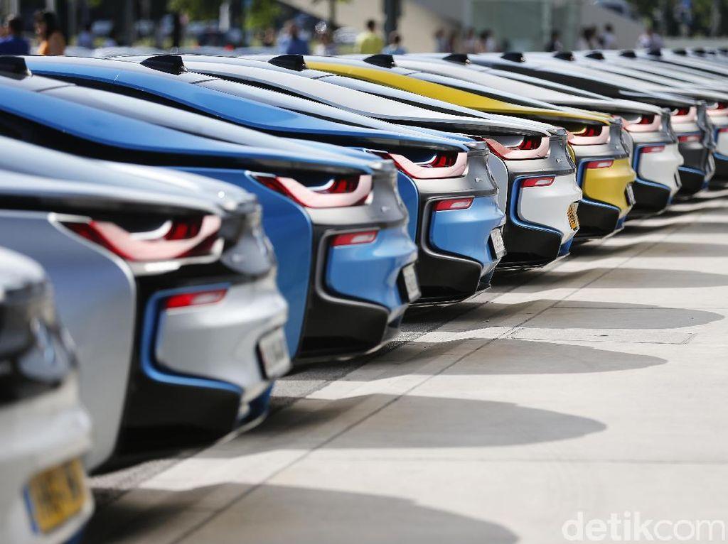 BMW Yakin Jual 100.000 Mobil Listrik