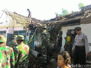 Ratusan Rumah di Malang Rusak Diterjang Puting Beliung