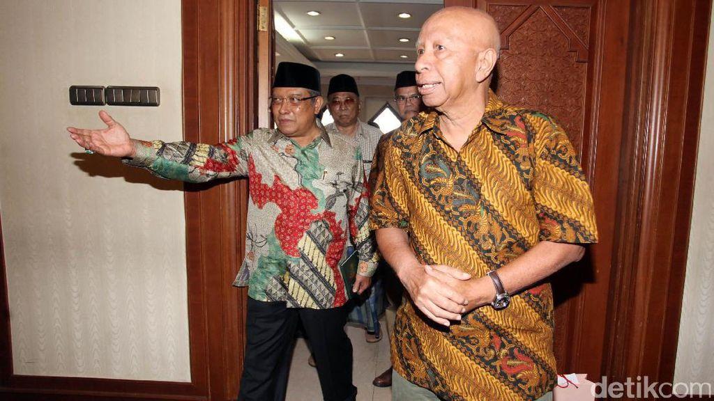 Said Aqil dan Arifin Panigoro Bahas Penanggulangan Tuberculosis