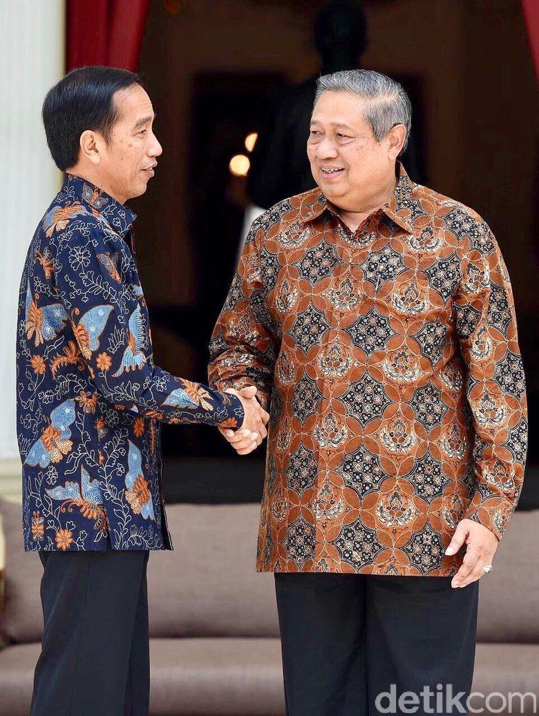 SBY Harap Pemerintahan Jokowi yang Tinggal Separuh Jalan Bisa Sukses