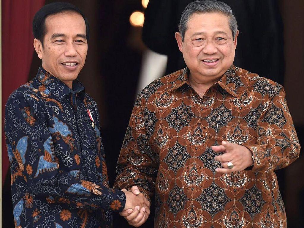 SBY Ajak Rakyat Dukung Jokowi, Istana: Bentuk Kesantunan Politik