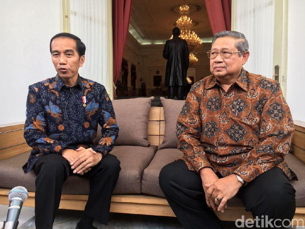 SBY Doakan Jokowi Tangani Corona: Pemimpin Sering Lupa Keselamatan Dirinya