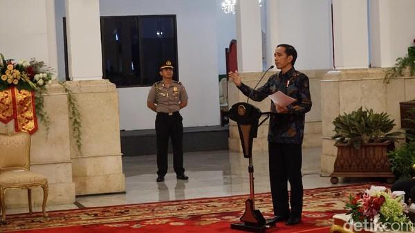 Pesan Presiden Jokowi untuk Panitia Piala Presiden 2017