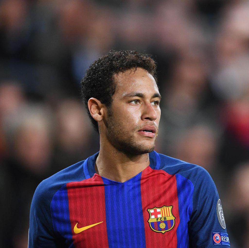 Neymar Idamkan Ballon dOr, tapi...
