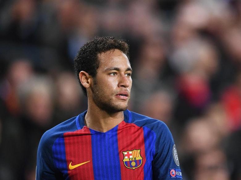 Neymar Buka Kans Gabung MU...Juga Eibar