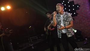 Abenk Alter Bawakan Bicara Hingga Aura di dHOT Music Day