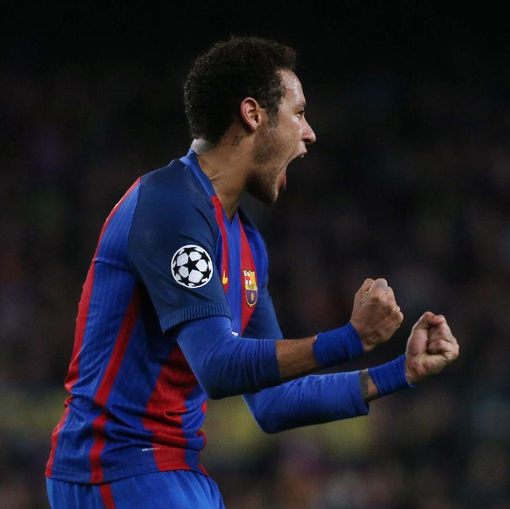 Neymar Paling Pantas Menangi <i>Ballon dOr</i> Berikutnya