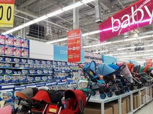 Diskon Stroller Sampai 35% di Baby Fair Transmart Carrefour