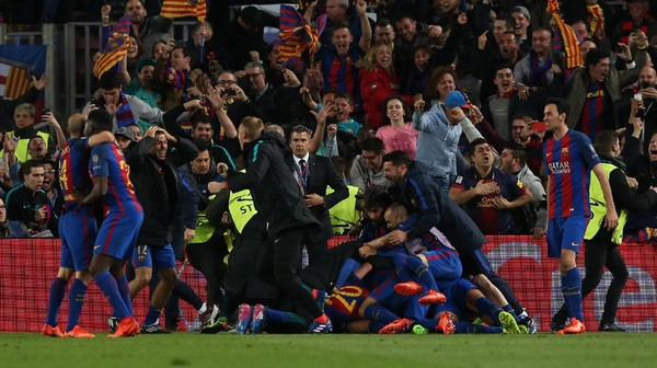 Presiden Barca: <i>Comeback</i> yang Akan Diingat Selamanya