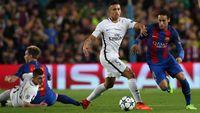 Video Kilas Balik Barcelona Vs PSG Skor 6-1
