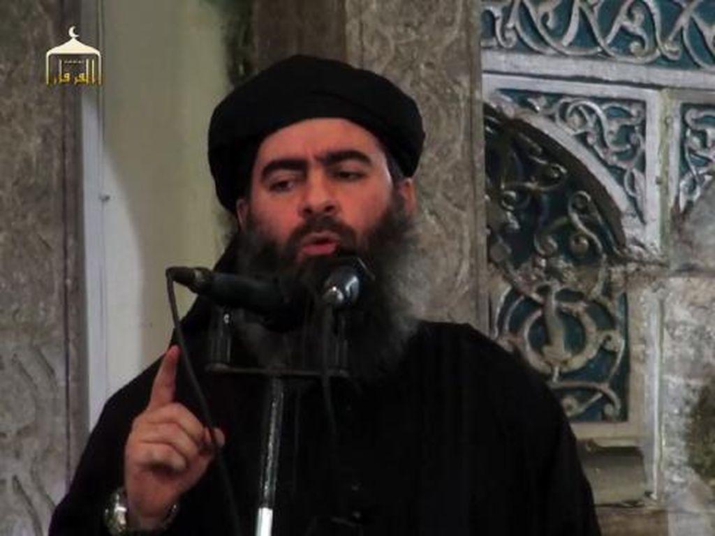Dinyatakan Kalah Total, di Mana Pemimpin ISIS al-Baghdadi?