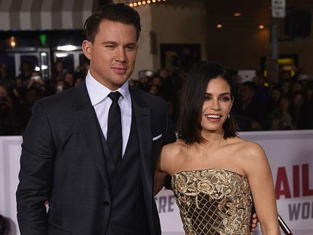 Channing Tatum Lebih Suka Istri Tampil Polos Tanpa Makeup