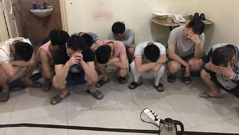 Polda Metro Bongkar Sindikat Cyber Fraud WN China di Jakut