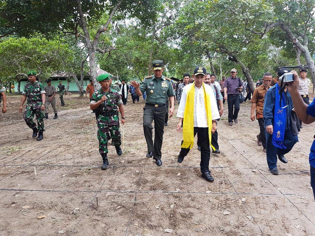 Kunjungi Aceh, Sekjen Wantanas Banggakan Keberhasilan Emas Hijau