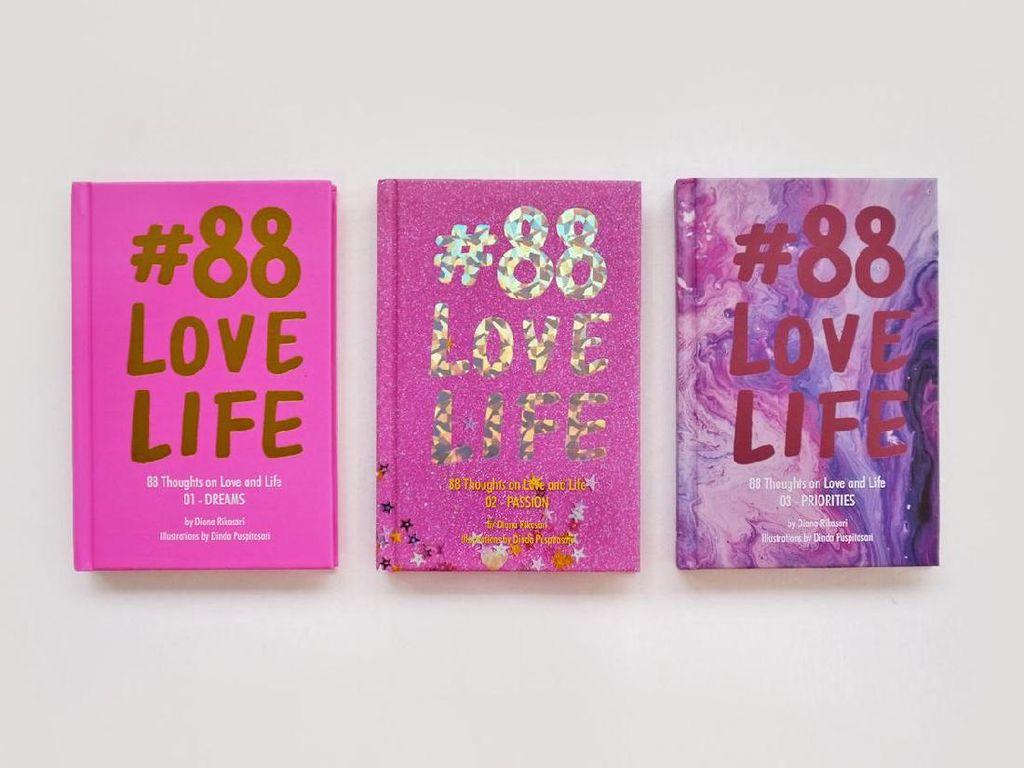 Buku ke-4 #88LOVELIFE Segera Menyapa Pembaca Oktober