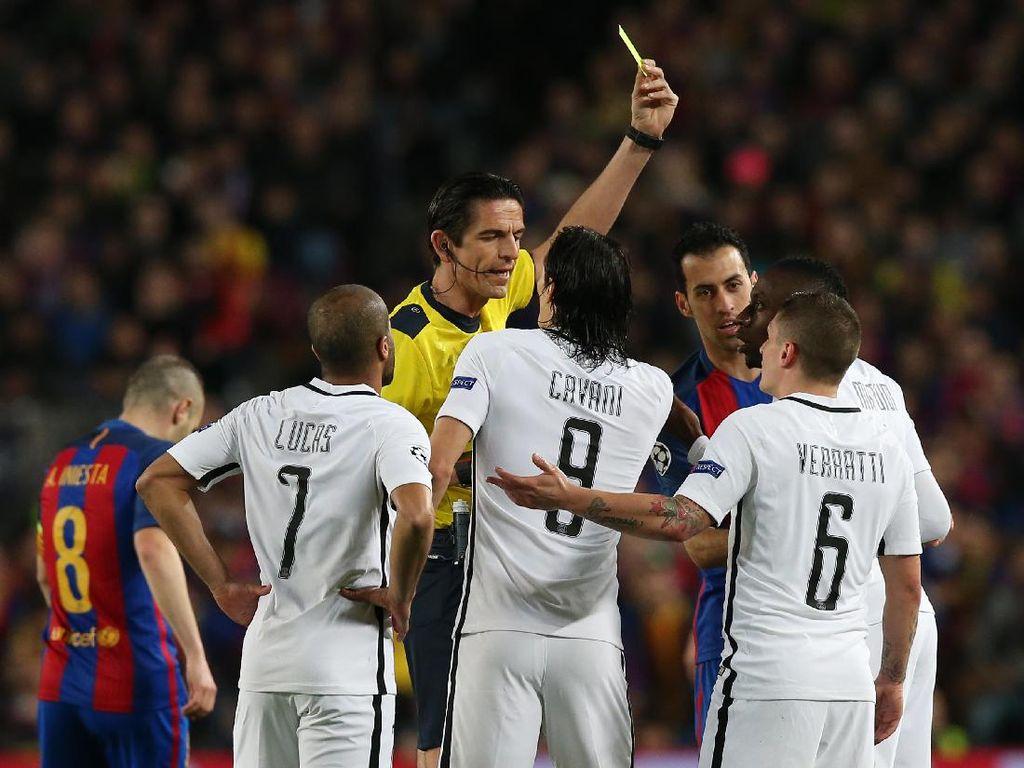 Emery: Kalau Ada VAR, Barcelona Tak Akan Comeback Lawan PSG