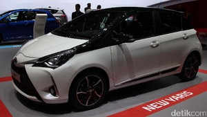 Ini Dia Toyota Yaris Model Eropa