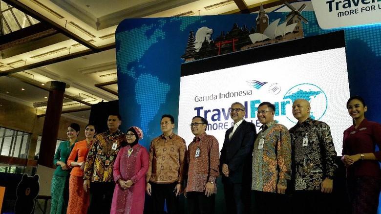 Garuda Indonesia Travel Fair Resmi Dibuka!