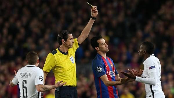 Kalah Kontroversial dari Barcelona, PSG Kirim Dokumen Protes ke UEFA