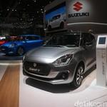 Suzuki Andalkan Swift di Eropa