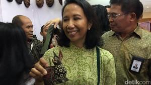 Soal Hubungan dengan DPR, Rini: Semoga Kita Bisa Saling Memaafkan