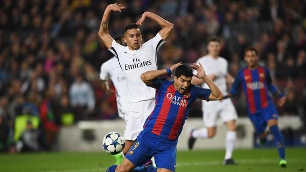 Muncul Petisi Minta Laga Barcelona vs PSG Diulang