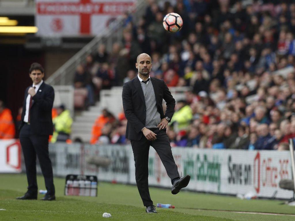 Guardiola: City Bermain Bagus Sejak Menit Pertama