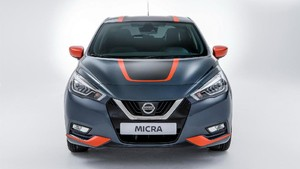 Nissan March Limited Edition