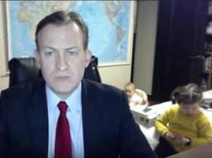 Pengakuan Profesor yang Jadi Viral Pasca Diganggu Anak Saat Wawancara TV