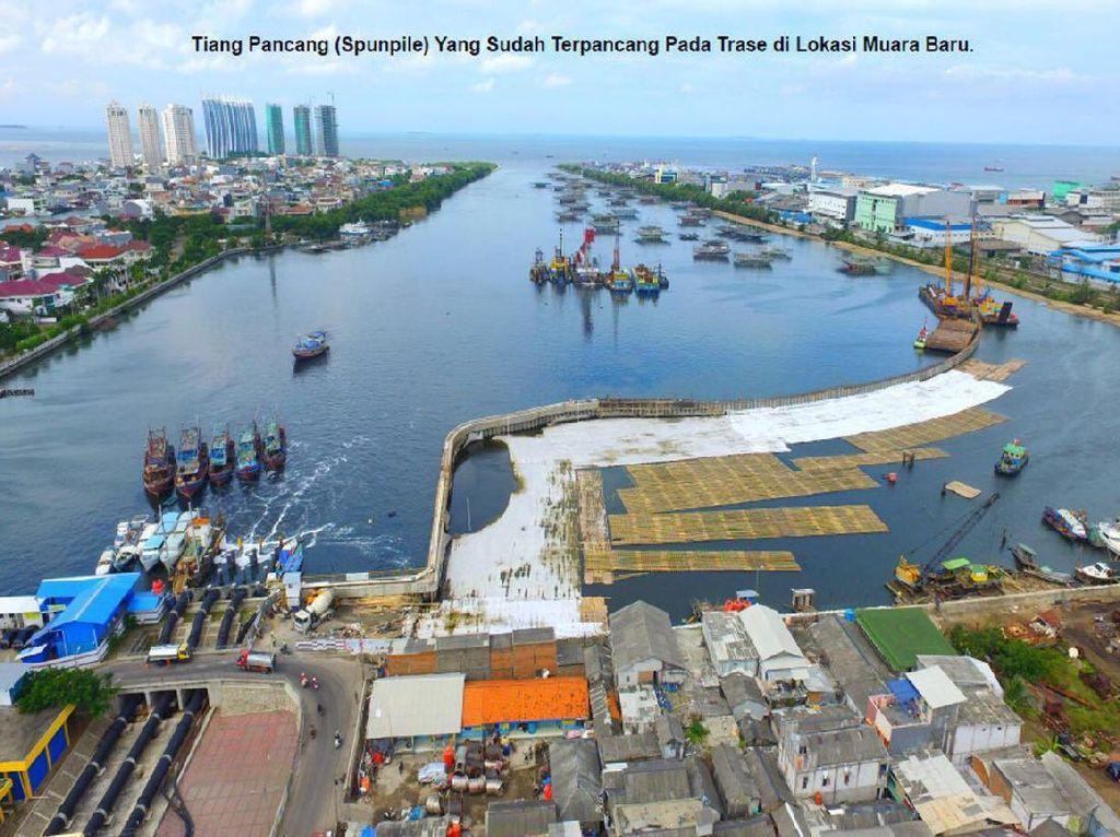 Terancam Tenggelam, Kenapa Tanah Jakarta Turun Terus?