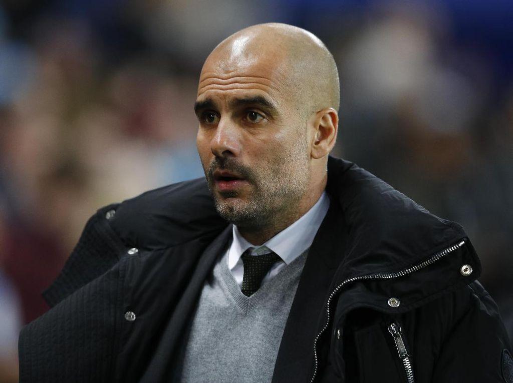 Punya Kenangan Manis, Guardiola Ingin Kembali ke Wembley