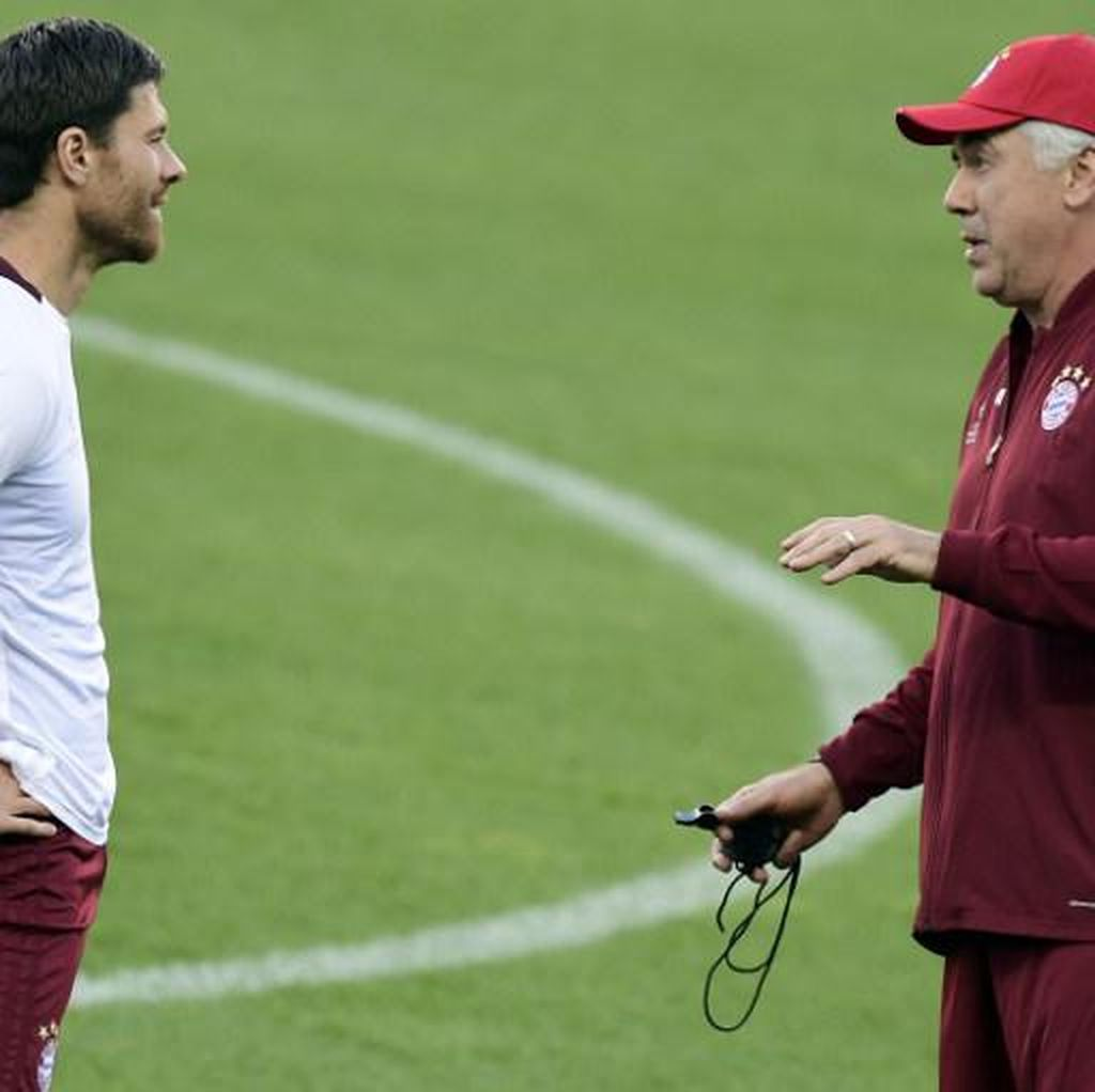 Bayern Bebas Cedera, Ancelotti Harus Buat Keputusan-Keputusan Sulit