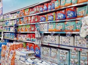 Popok Bayi Harga Ekonomis di Promo Akhir Pekan Transmart dan Carrefour