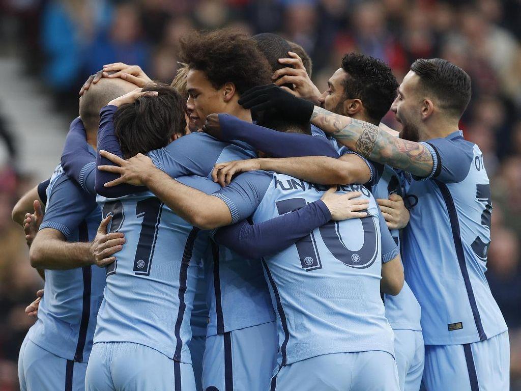 Kalahkan Middlesbrough, City Melangkah ke Semifinal