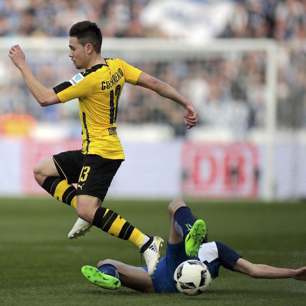 Dortmund Kalah Karena Kurang Efektif