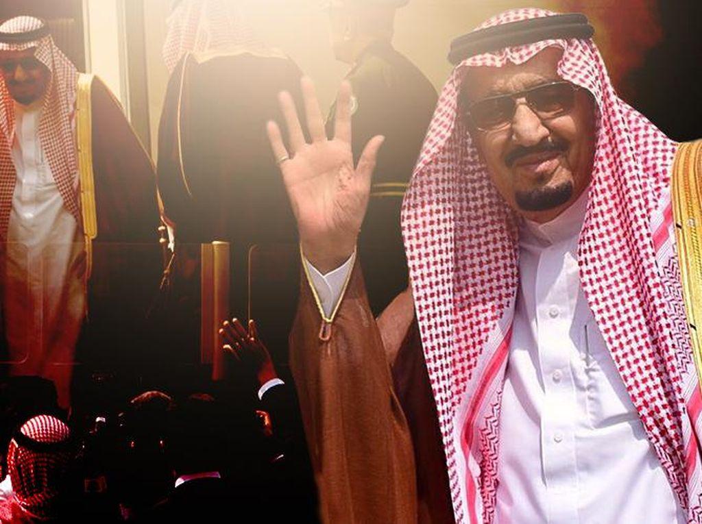 Keluarga Raja Salman Vs Bill Gates, Siapa Lebih Kaya?