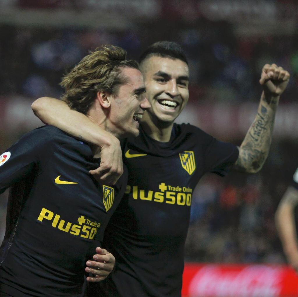 Atletico Tak Pandang Leicester Sebelah Mata