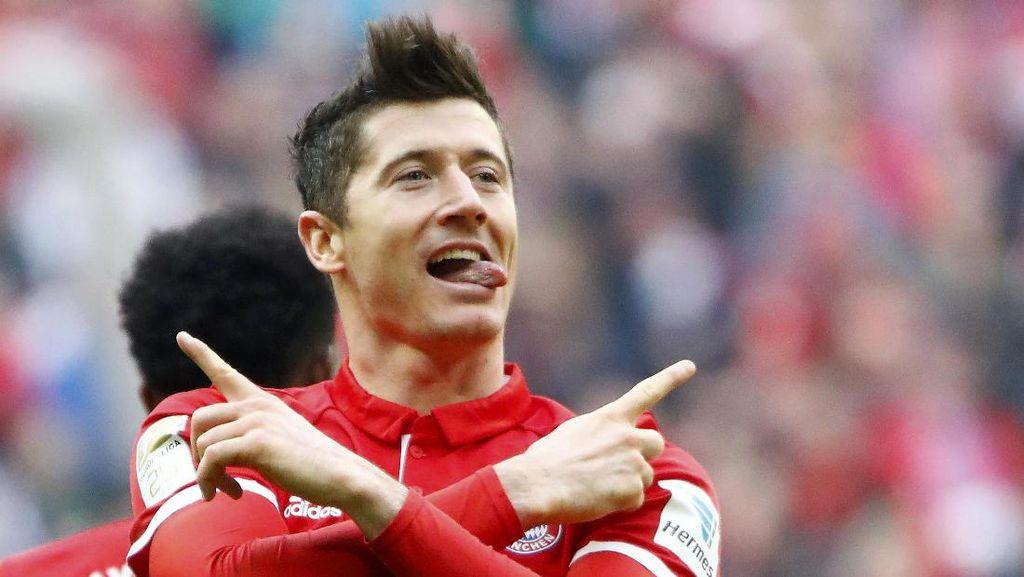 Chelsea Didukung Datangkan Lewandowski