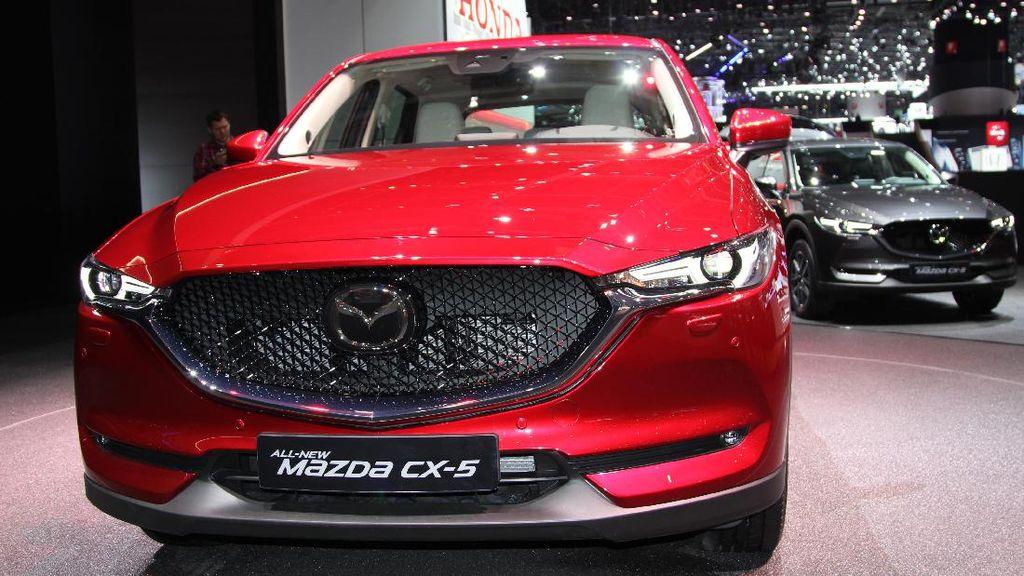 Cantiknya Mazda CX-5 Terbaru