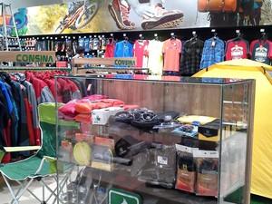 Diskon Peralatan Olahraga Outdoor di Promo Transmart Carrefour