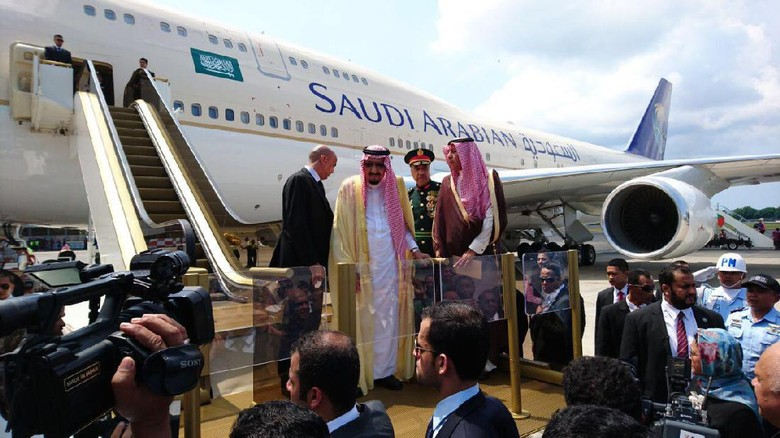 Saat Dubes RI untuk Saudi Bikin Raja Salman Tersenyum