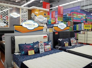 Hari Terakhir Promo Set Matras Comforta di Transmart dan Carrefour