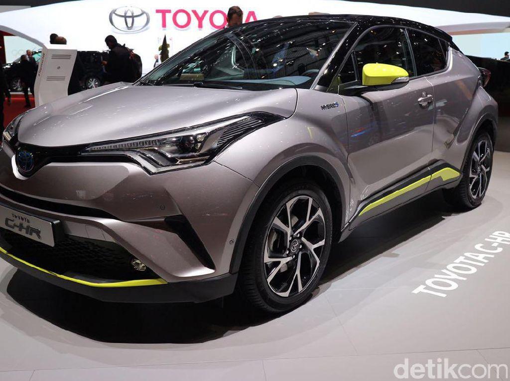 Menaksir Harga Toyota C-HR Saat Masuk ke Indonesia