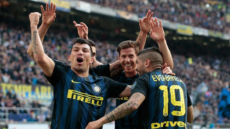 Penampilan yang Istimewa dari Inter