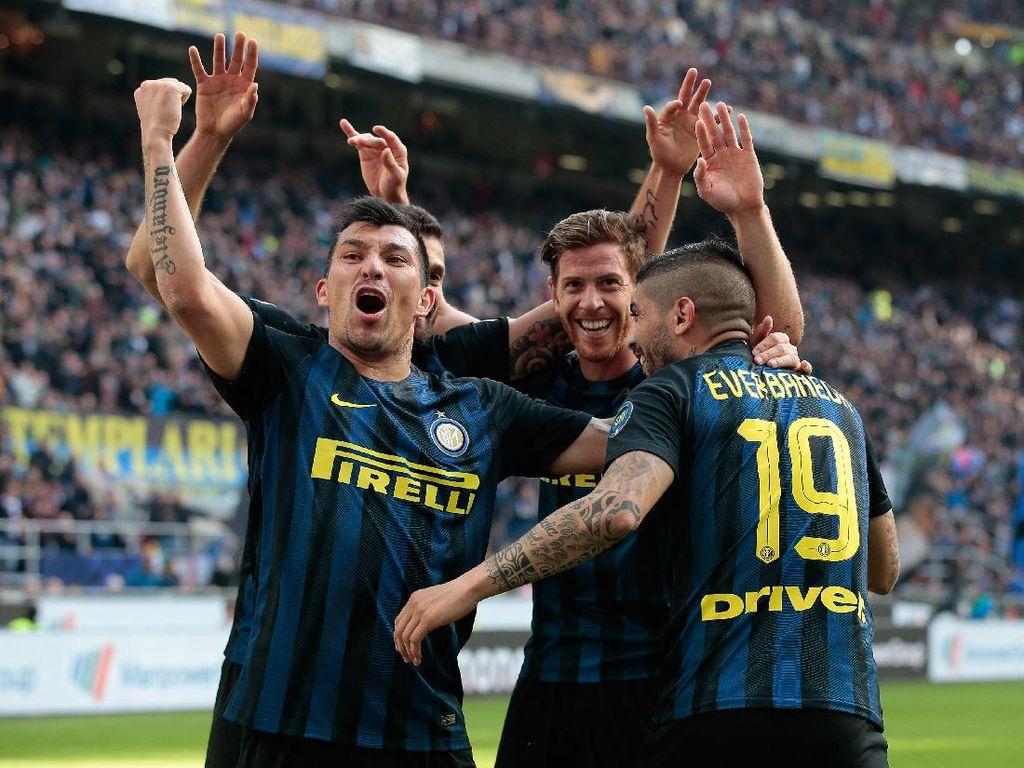 Zanetti: Inter Sedang Bangun Tim Tangguh, Segera Balik ke Jajaran Elite