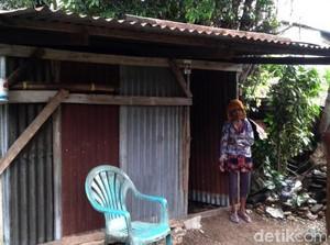 Perjuangan Nenek Wahi Rawat Putri Disabilitasnya di Gubuk Reyot