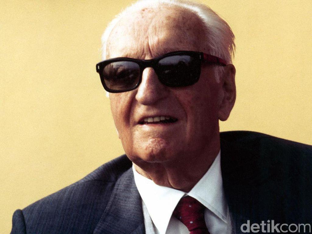 Jasad Pendiri Ferrari Hampir Dicuri Orang